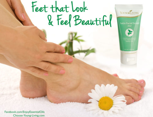 3 Easy Steps to Feet That Look and Feel Great