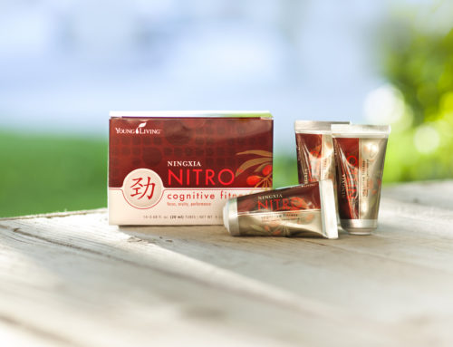 Three Cheers for Young Living's NingXia Nitro