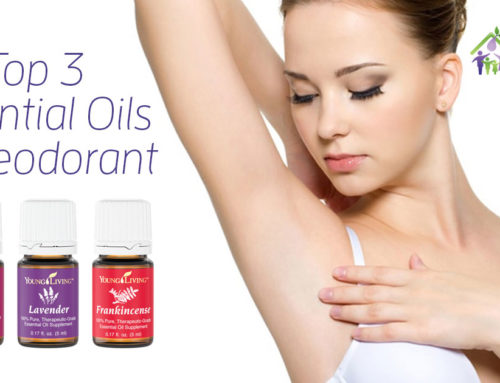 Top 3 Essential Oils To Use as Natural Deodorant