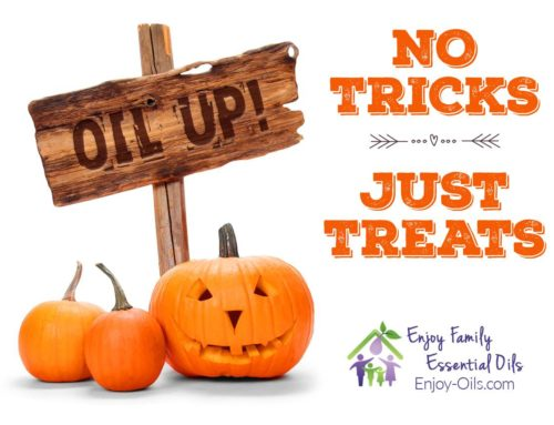 No Tricks, Just Treats… 4 Simple Steps to Enjoy Halloween