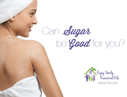 Sugar gets a bad rap