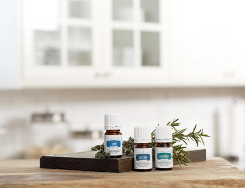 Infuse your meals with nearly 50 Vitality essential oils available from Young Living!