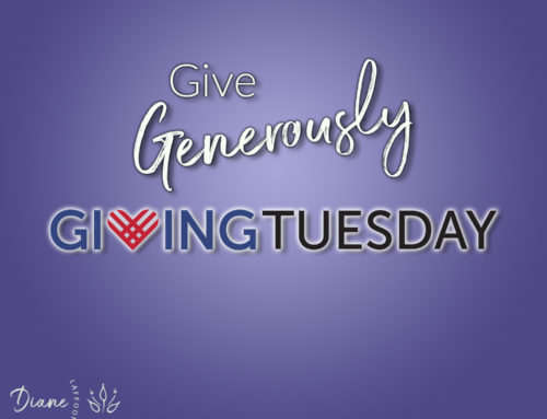 Give Generously to Choose Joy