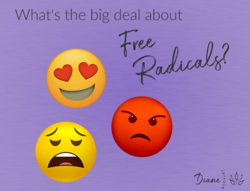 What's the big deal about free radicals?