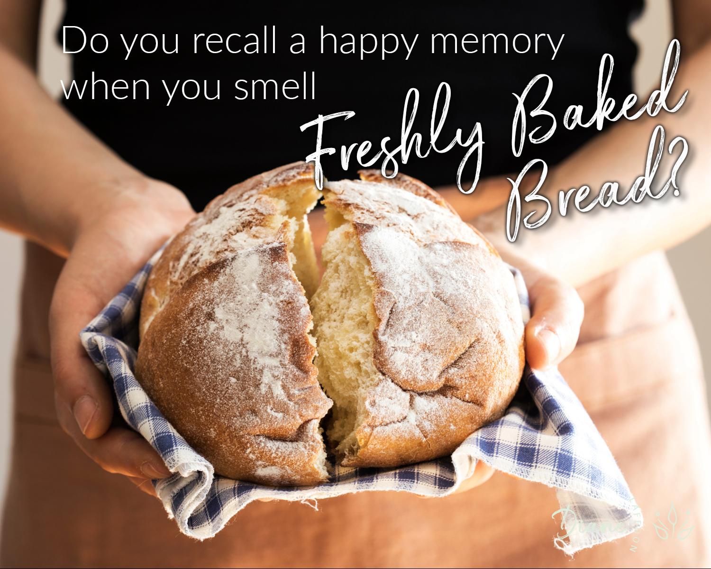 Bread smells blog