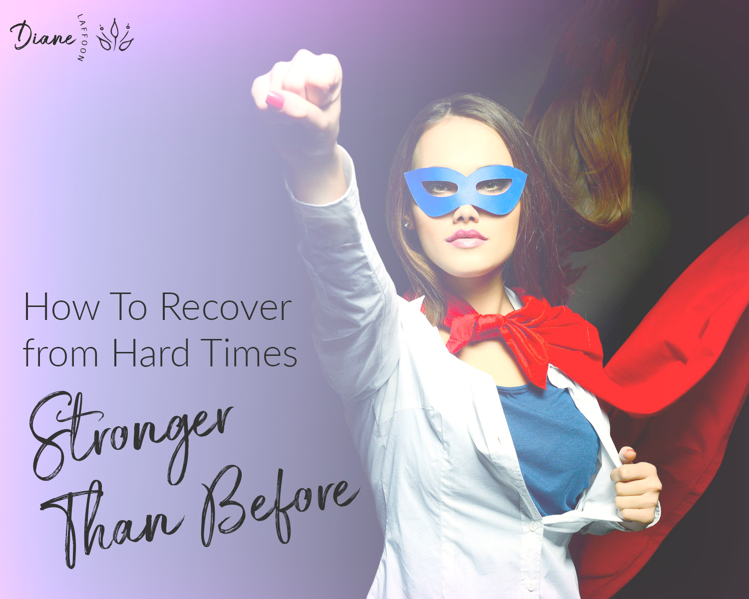 Recover from Hard Times