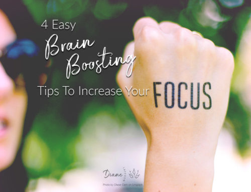 4 Brain Boosting Tips To Increase Your Focus