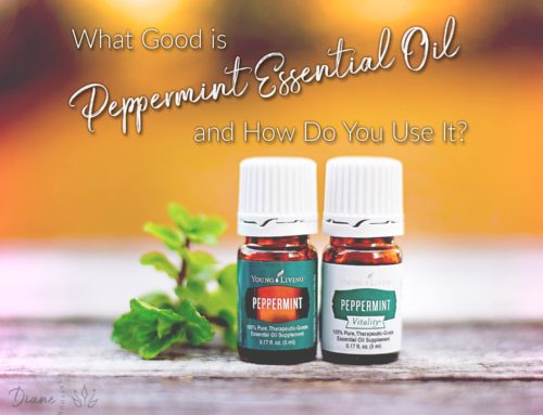 What Good is Peppermint Essential Oil and How Do You Use It?