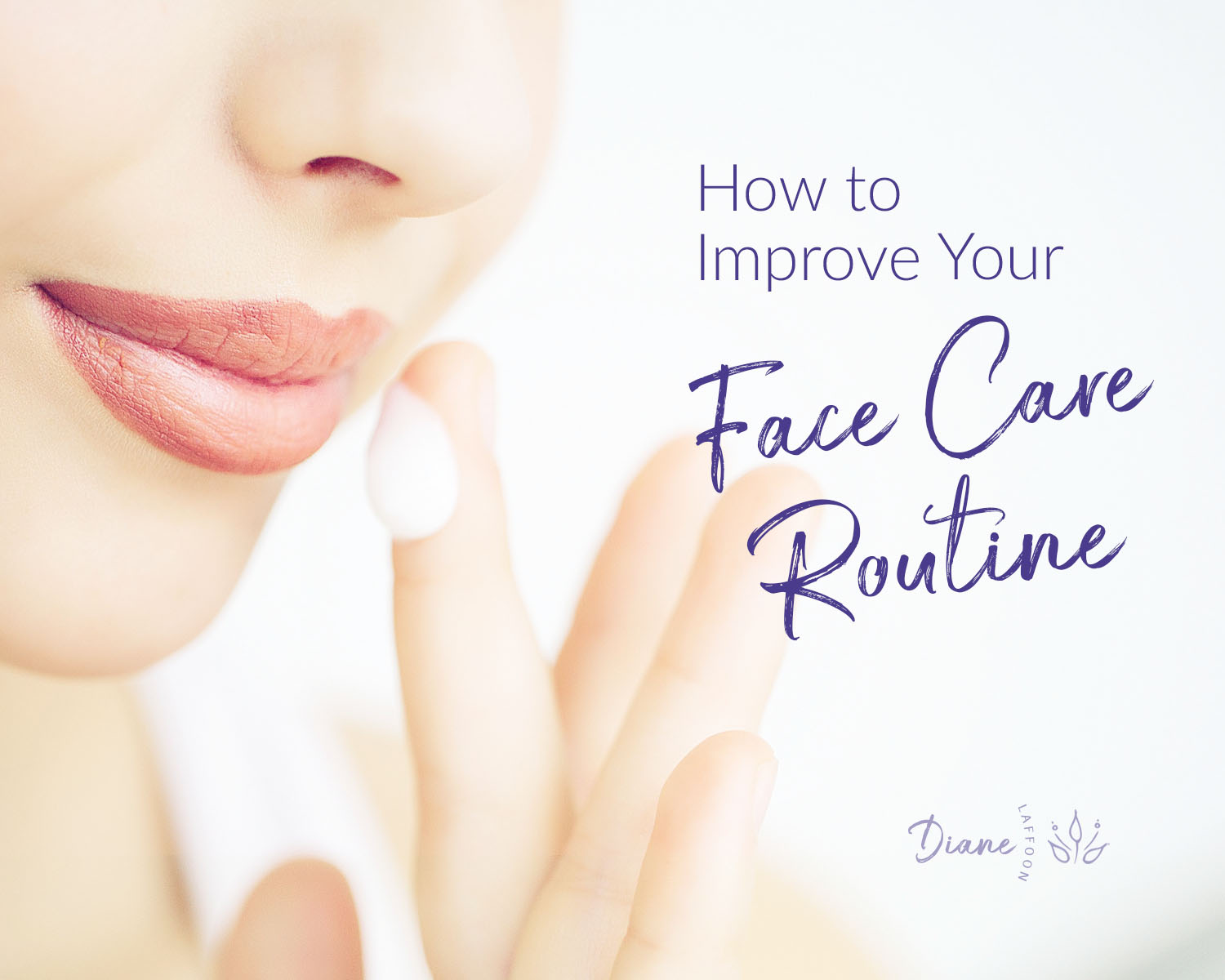 face care routine